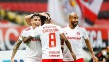 Flamengo sofre goleada de 4 a 0 do Internacional no Maracanã
