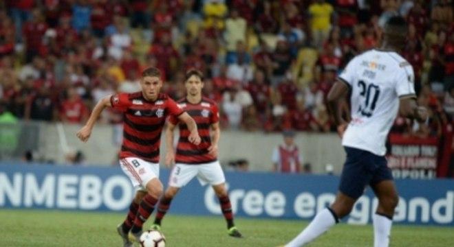 Flamengo x LDU Cuellar