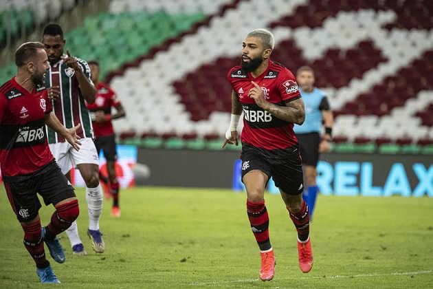 Flamengo x Palmeiras – 16h – domingo (30 de maio) – 1ª rodada