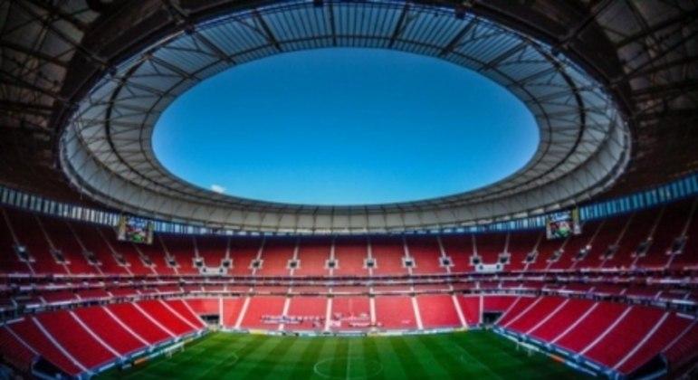 Flamengo x Palmeiras - Mané Garrincha