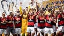 Os bastidores do título do Flamengo da Supercopa do Brasil de 2021