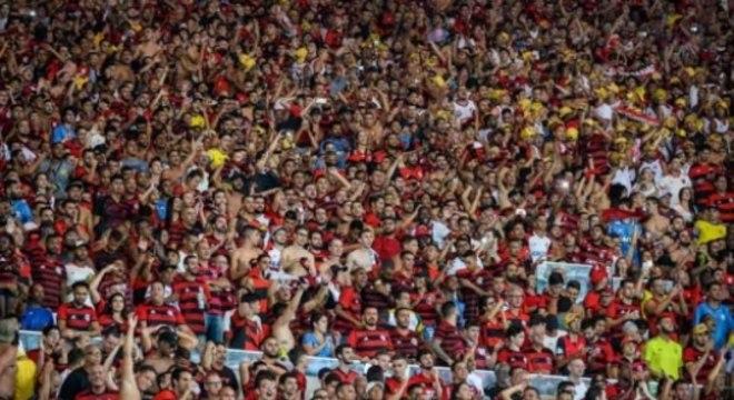 Mais de 60 mil assistiram a goleada