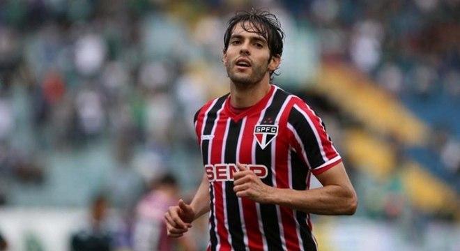 Flamengo x Santos - Léo Moura e Robinho (Foto: Wagner Meier/ LANCE!Press)