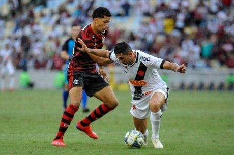 Flamengo e Vasco fizeram duelo equilibrado
