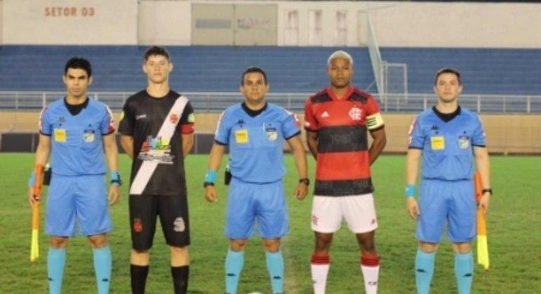 Flamengo x Vasco (AC) - Sub-17