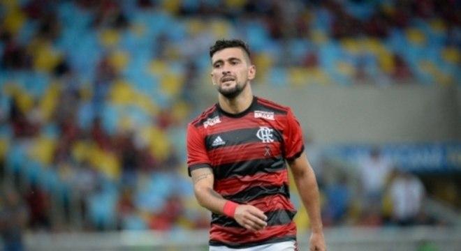 Flamengo x Volta Redonda Arrascaeta