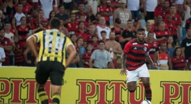 Flamengo x Volta Redonda Rodinei