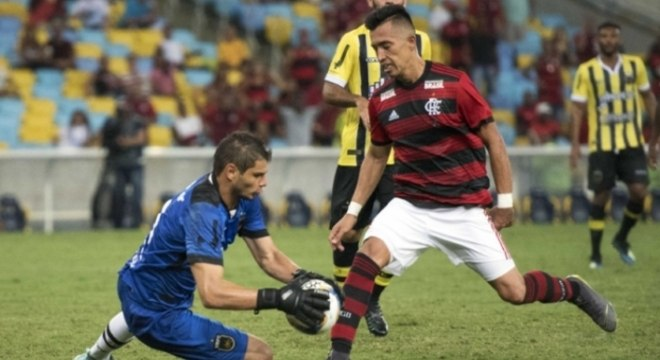 Flamengo x Volta Redonda Uribe