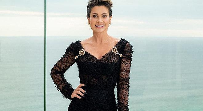 Flávia Alessandra renovou contrato com a Globo até 2024