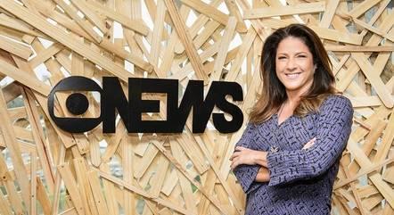 Christiane Pelajo, do GloboNews