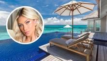 Pavanelli curte resort nas Maldivas com diárias de até R$ 8,3 mil