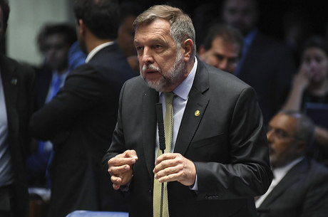 Senador Flávio Arns, relator do Fundeb