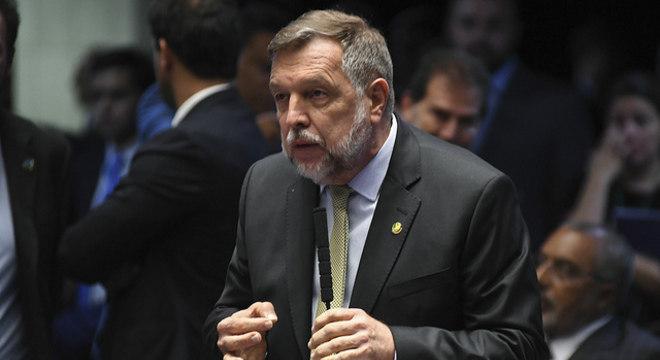O relator da proposta do Fundeb no Senado, Flávio Arns (Rede-PR)