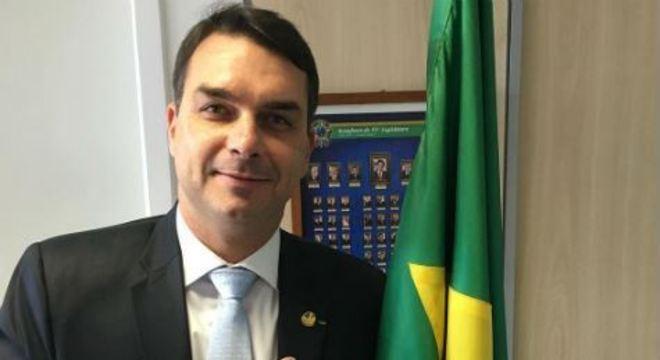 Flávio Bolsonaro é investigado pelo Ministério Público do Rio de Janeiro