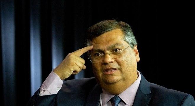 Flávio Dino (PCdoB) entrou com ação judicial no STF: 'Estados poderão atuar, se governo federal não quiser'