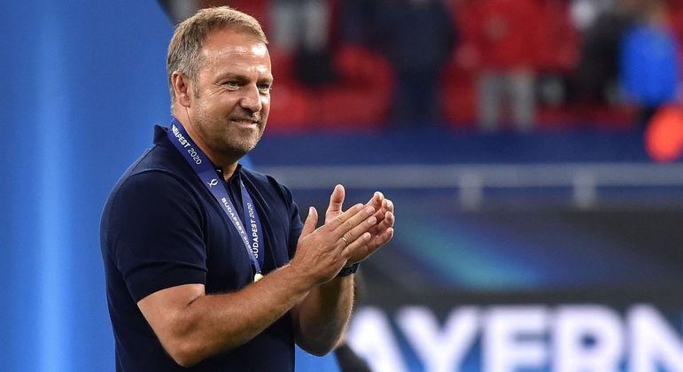 Hans-Dieter Flick, do Bayern