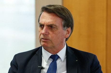 Bolsonaro foi esfaqueado há um ano