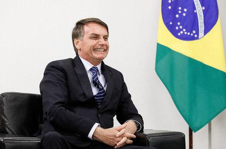 Para Bolsonaro, dados de hackers devem ser ignorados