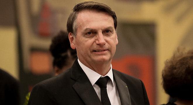 Bolsonaro: 'texto deve ser enviado com a menor quantidade possível de arestas'