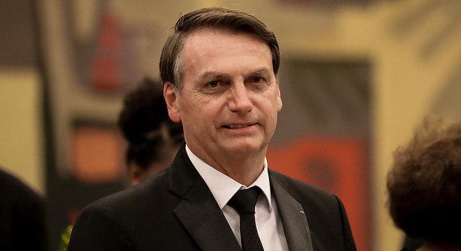 Presidente Jair Bolsonaro passa o feriado da Proclamação da República no Guarujá (SP)