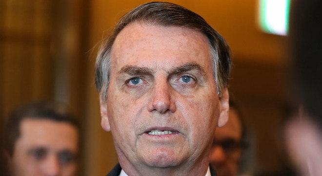 Governo monitora reuniões para se antecipar a possíveis protestos, diz Bolsonaro