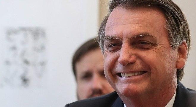 Bolsonaro sobre texto: apenas passei para meia dúzia de pessoas