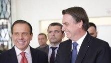 Doria ironiza recuo de Bolsonaro sobre STF: 'O leão virou um rato'