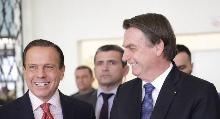 Discursos de Bolsonaro no feriado levaram Doria e PSDB a apoiar impeachment do presidente