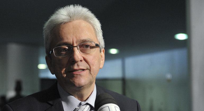 O secretário da Receita, José Tostes Neto: 'Receita com PIS/Cofins é a mais afetada'