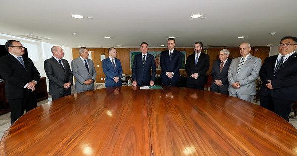 Justiça Federal mantém nomeação de diretor-geral da PF
