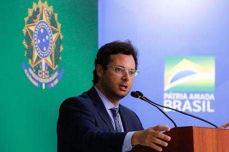Wajngarten viajou aos Estados Unidos com Bolsonaro