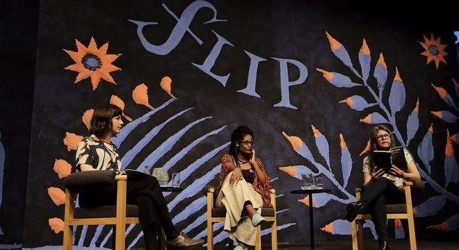 A Flip, festa literária de Paraty, é um dos eventos mais importantes do País