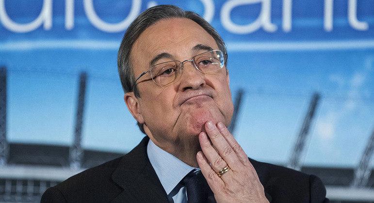 Florentino Pérez não esperava a reação contra o golpe elitista que articulou