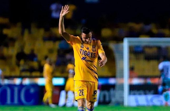Florian Thauvin (França) - 28 anos - Meia-atacante - Clube: Tigres (México) - Valor de mercado: 17 milhões de euros (R$ 106,2 milhões).