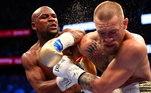 Contra o irlandês, Conor McGregor, foi uma luta forjada... Ninguém bateu ou apanhou de verdade