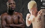 No último dia de 2018, em Tóquio, só precisou de um round para derrotar o japonês Tenshin Nasukawa, lutador de kickboxer, e arrecadar mais US$ 9 milhões (R$ 46,1 milhões na cotação atual)