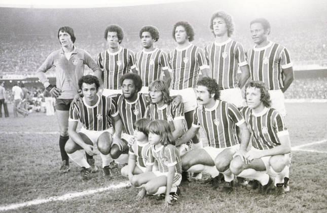 Fluminense 1 x 0 Vasco da Gama - 3 de outubro de 1976: A