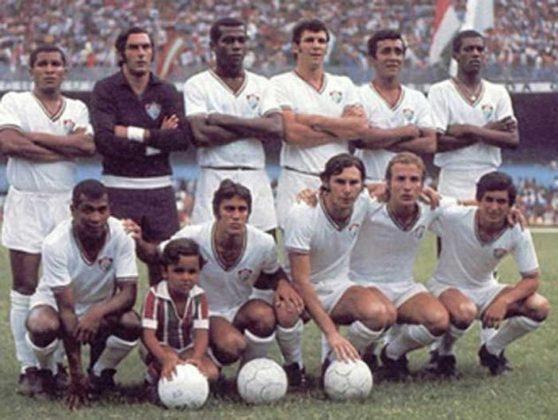 Fluminense 1 x 1 Atlético Mineiro - 20 de dezembro de 1970: O empate no Maracanã garantiu o primeiro título brasileiro ao Fluminense, em 1970. O público era de mais de 112 mil pessoas. Mickey foi o herói da conquista, com três gols no quadrangular final da competição.