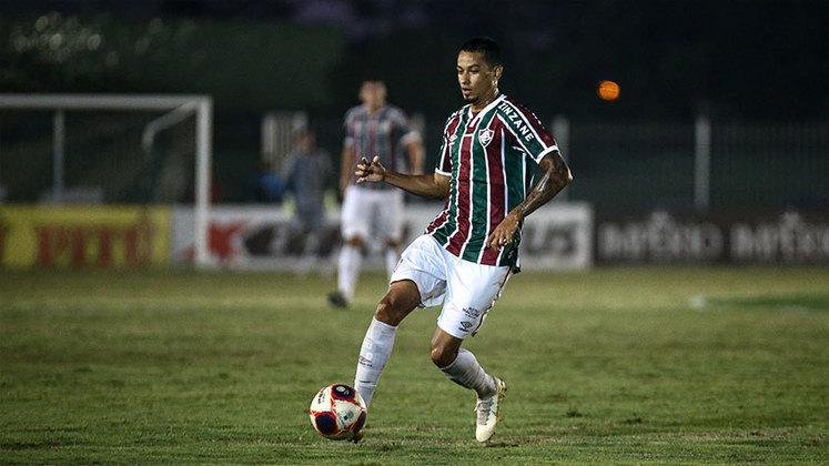 Fluminense - A favor da limitação
