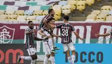 Fluminense vence o clássico contra o Botafogo e encosta nos líderes
