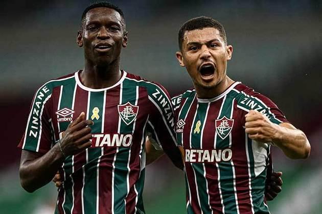 Fluminense (Brasil) - Valor do elenco: 51,05 milhões de euros (R$316,42 milhões) - Número de jogadores: 32