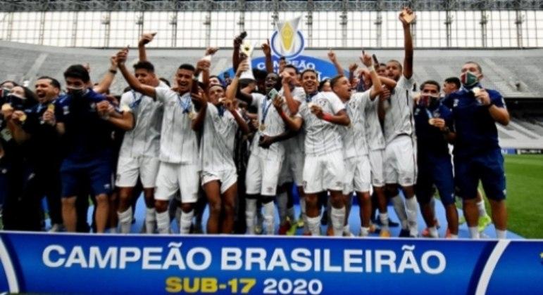 Fluminense campeão brasileiro sub-17