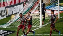 Flu empata com a Lusa-RJ no jogo de ida das semifinais do Carioca