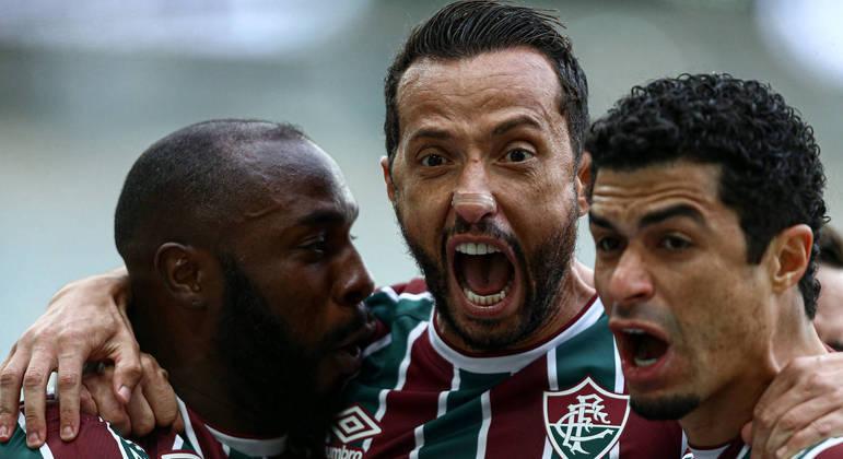 Fluminense vence o Criciúma por 3 a 0 e carimba vaga nas quartas da Copa do Brasil