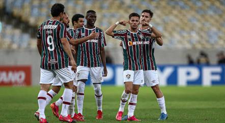 Crias da base do Fluminense decidiram no Maracanã
