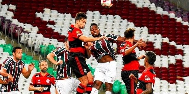 Fluminense e Flamengo vão mesmo decidir o título carioca no Maracanã. Vazio
