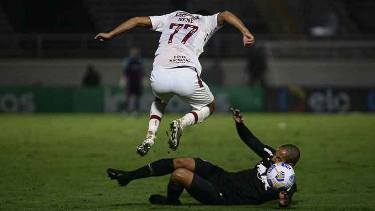 Fluminense: eliminou o Red Bull Bragantino com placar agregado de 3 a 2