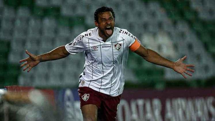 Fluminense: Fred - 188 gols