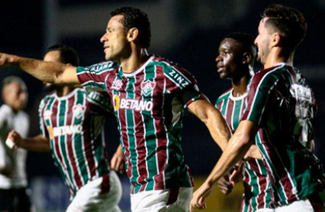 Fluminense: ganhou 7,85 milhões de reais por chegar até as quartas da Copa do Brasil