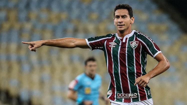 Fluminense: Ganso (BRA) - (meia/30 anos)